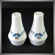 Noritake Blue Moon Salt and Pepper Shakers