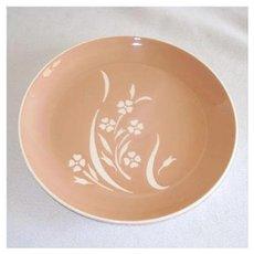 3 Harker Springtime Salad Plates Bewitched Dishes