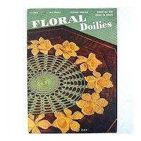 1949 Floral Doilies Crochet Pattern Booklet