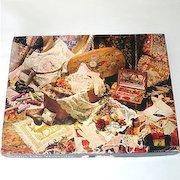 Springbok Seams Like Yesterday Needlework Jigsaw Puzzle
