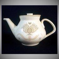 Franciscan Spice Teapot