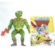 Kobra Khan 1984 He-Man Masters of the Universe Action Figure