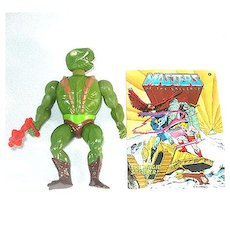 Kobra Khan 1984 He-Man Masters of the Universe Action Figure