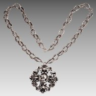 CINI Sterling Chain, Pendant, Bracelet