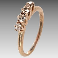 14kt Gold, Diamonds Ring +/- 1/2 carat