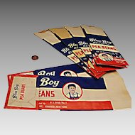 Country Store Produce Bags c.1935