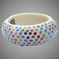 1960's Weiss Clamper Bracelet