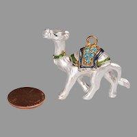 Large CAMEL Charm