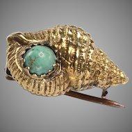 Edwardian Gold Scatter Pin