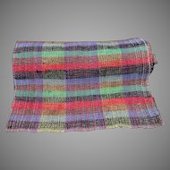 Hand Woven Reversible Long Rug