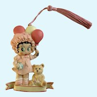 Betty Boop Hanging Christmas Tree Ornament