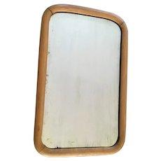 Antique Mirror Hardwood Frame Lammert Furniture St Louis