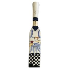 Jolly Gourmet Collection Oil Bottle Kitchen Decoration