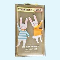 Meri Meri Easter Egg Hunt Bunny Egg Kit