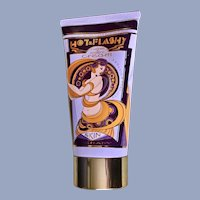 2005 Hot & Flashy Hand Cream Art Nouveau Style Picture Unused