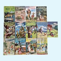 The Happy Hollisters Children's Books Jerry West Doubleday & Company