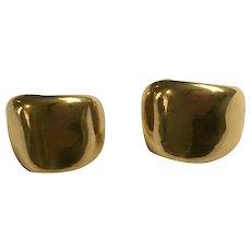 Liz Claiborne Gold Tone Earrings for Pierced Ears