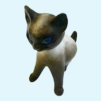 Adorable Rosenthal Germany Siamese Kitty Cat Figurine