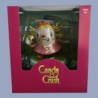 Candy Crush Tiffi Figurine Happy Worker Figurine NIB