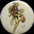Marvel Comics Group Dark Phoenix #9 X-Men Series A Jane Grey 1984 Pin