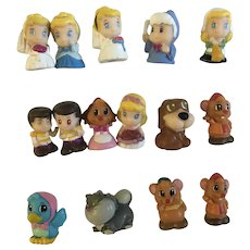 Disney Cinderella Princess Blip Squinkies Pack Collectable Toys