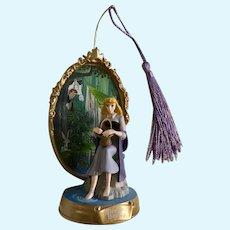 Hallmark Walt Disney  Sleeping Beauty 1999 Christmas Ornament
