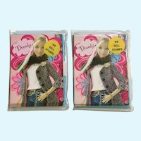 Hallmark Barbie Doll Thank You Cards Set 20 with Envelopes