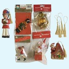 Vintage Christmas Tree Ornaments Hong Kong