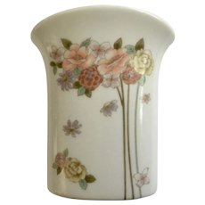 Takahashi Small Joy Floral Vase Ceramic San Francisco Made Japan