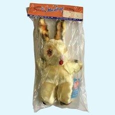 My Toy Company Musical Bunny Rabbit Plush Stuffed Animal NIB