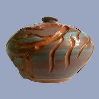 Madiit, Unique Floral Bud Vase Art Pottery