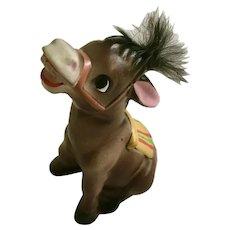 Vintage Donkey Arizona Souvenir Figurine