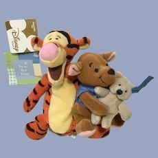 Tigger, Roo and Teddy Bear Friendship Day Plush Stuffed Animal
