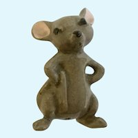 Hagen Renaker Big Brother Mouse Figurine #295 1959-1991