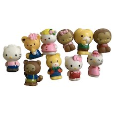 Hello Kitty Blip Squinkies Pack Collectable Toys