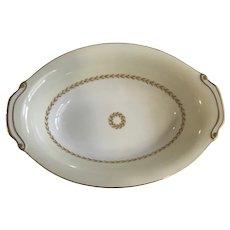 Laurel Fuji China Oval Serving Bowl Discontinued Pattern
