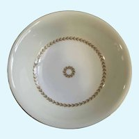 Laurel Fuji China Round Serving Bowl Discontinued Pattern