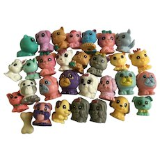 Cats & Dogs Blip Squinkies Pack Collectable Toys 30