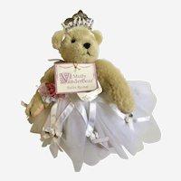 Muffy Vanderbear Ballet Recital Stuffed Teddy Bear Animal 1992
