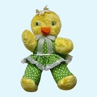 Mid-Century Knickerbocker Duck Animals Of Distinction Easter Ducky