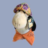 Dakin Opus Wet Phase Penguin Holliday Hotel Stuffed Plush Animal