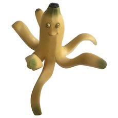 Enesco Home Grown Collectible Figurine Banana Octopus #4013070