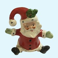 Vintage Lefton Santa Claus Single Salt or Pepper Shaker Replacement