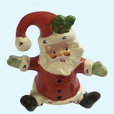 Vintage Lefton Santa Claus Single Salt or Pepper Shaker Replacement