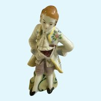 Occupied Japan Victorian Style Man Figurine