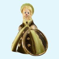 Josef Originals England Girl Figurine International Series