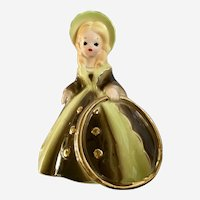 Josef Originals England Girl Figurine International Series