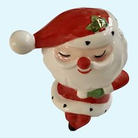 Retired Christopher Radko Sleepy Time Santa Replacement Salt Shaker 2008