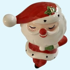 Retired Christopher Radko Sleepy Time Santa Replacement Salt Shaker 2008