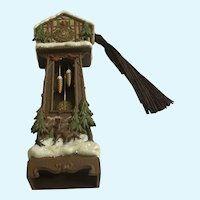 Hallmark Grandfather Clock Christmas Ornament Club Exclusive